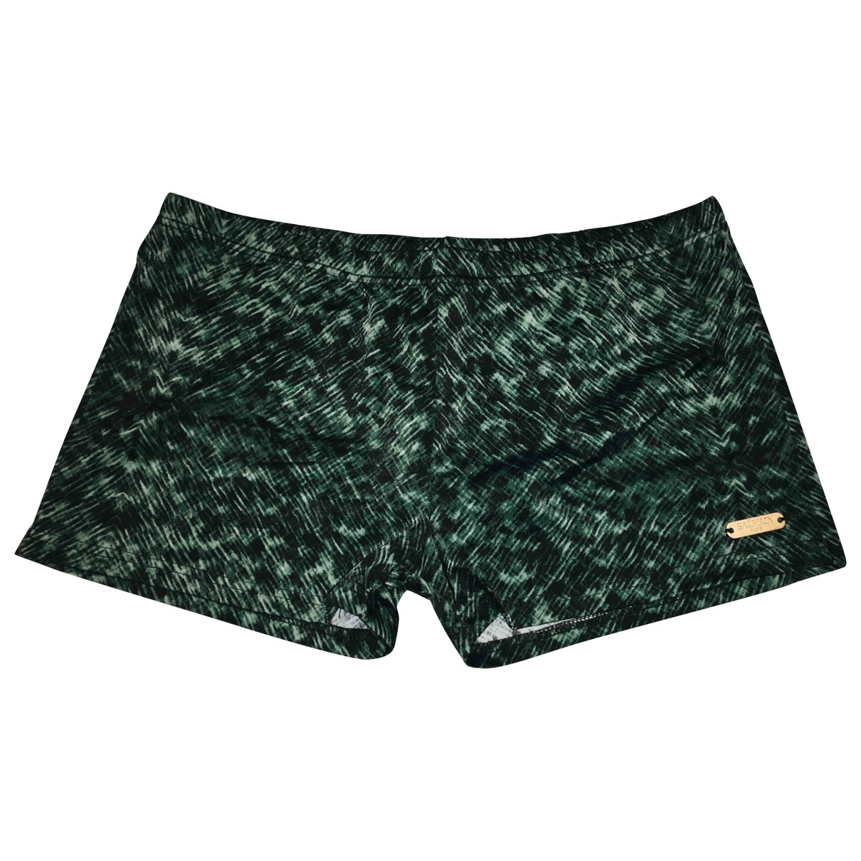 Balmain \N Green Swimwear for Men 48 IT
