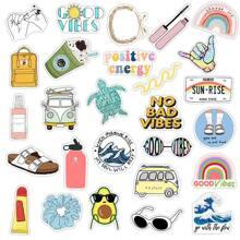 35pcs Mixed Pattern Sticker