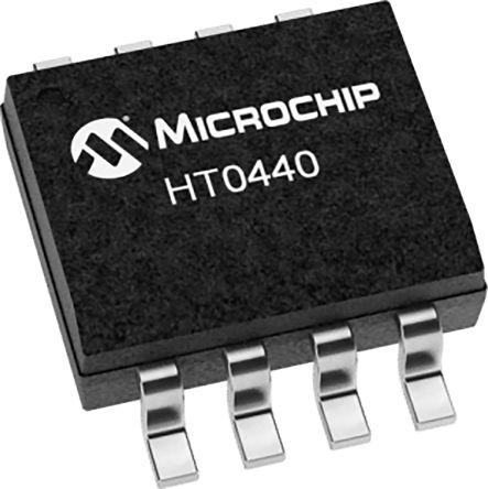 Microchip HT0440LG-G Dual MOSFET Power Driver 8-Pin, SOIC (3300)