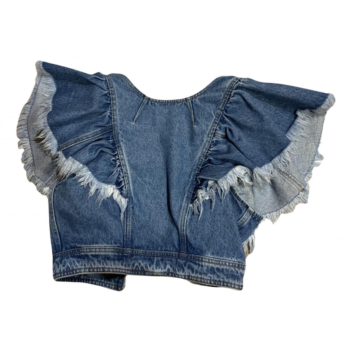 Philosophy Di Lorenzo Serafini N Cotton Knitwear for Women 42 IT