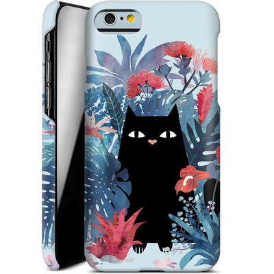 Apple iPhone 6 Smartphone Huelle - Popoki Blue von Little Clyde