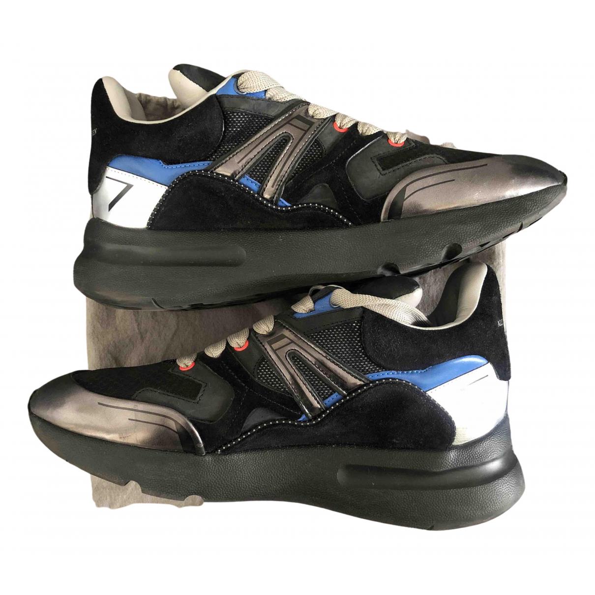 Alexander Mcqueen Oversize Sneakers Bunt