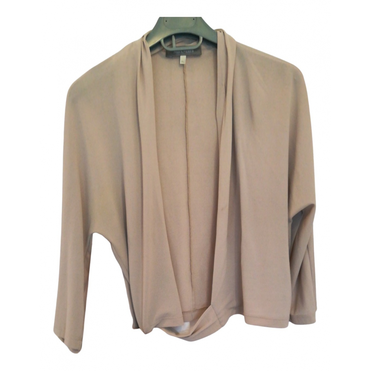 Max Mara N Beige Knitwear for Women XL International