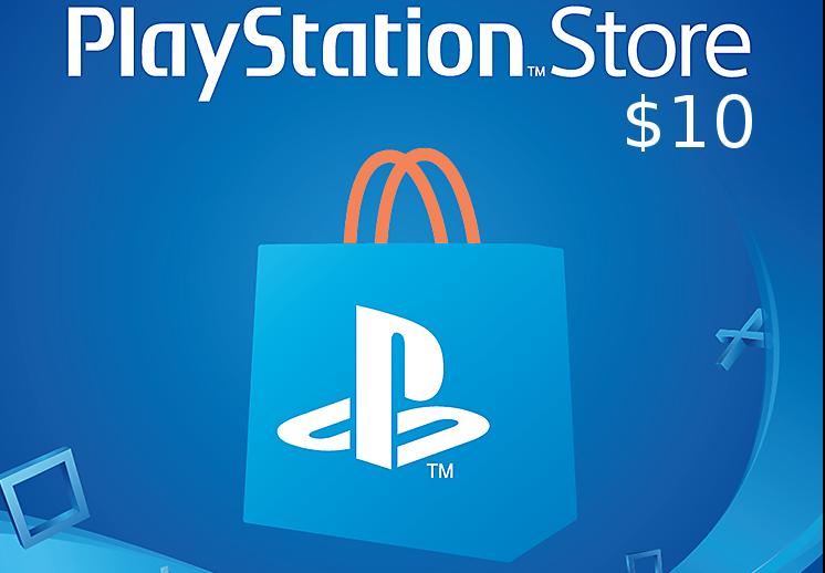 PlayStation Network Card $10 QAT