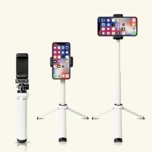 Einfarbiger Tisch-Handy-Stativkopf
