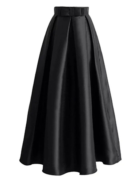 Milanoo Circular Skirt Vintage Swing Skirt