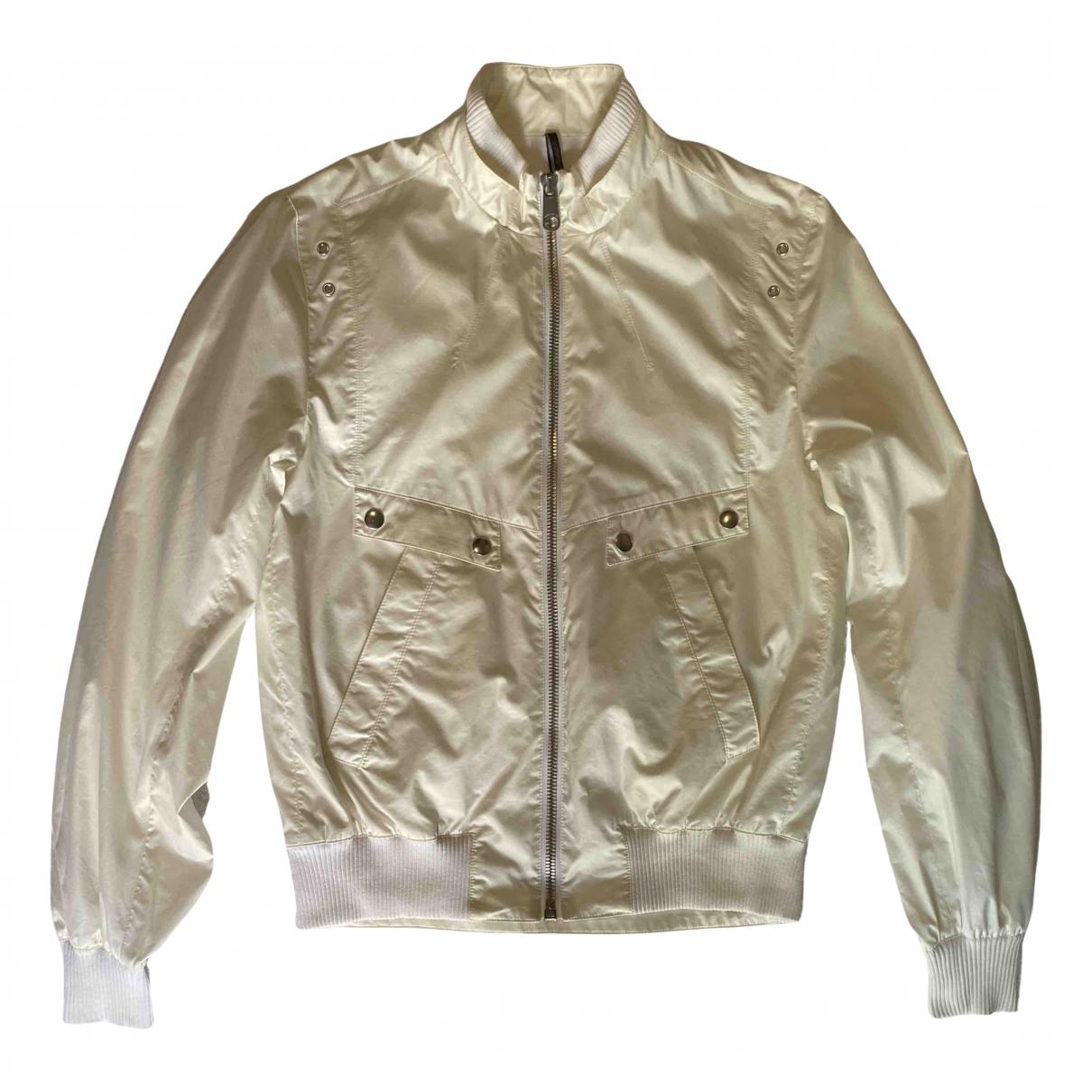 Dior Homme N White jacket  for Men 48 IT