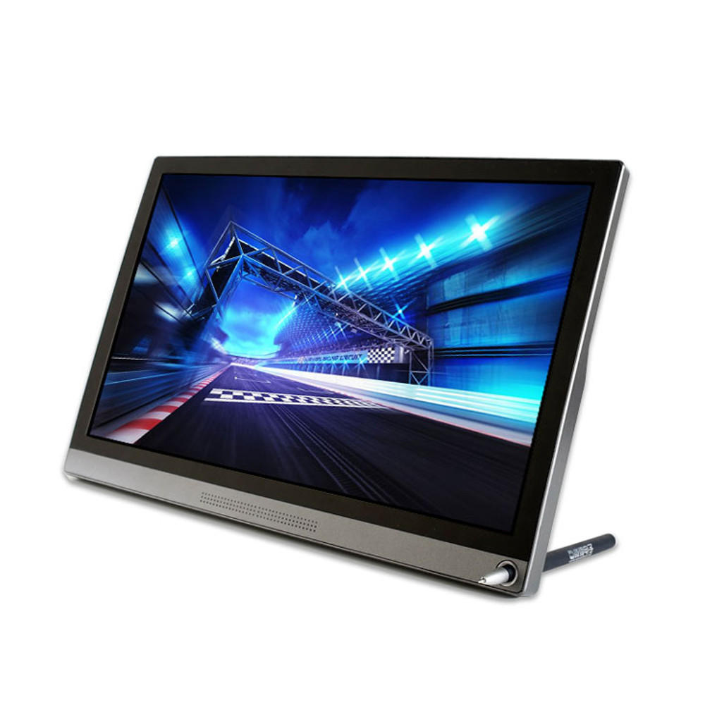 Wareshare® 15.6 Inch IPS HDMI Display Type-C Capacitive Touch Screen 1920×1080 for NVIDIA Jetson Nano Raspberry Pi