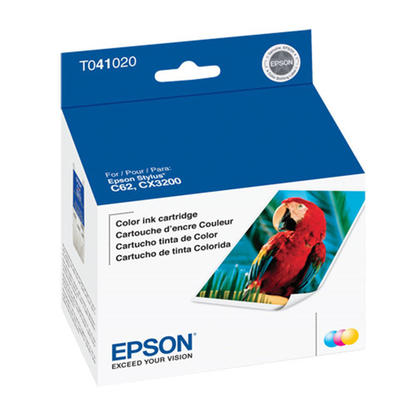 Epson T041020 Original Color Ink Cartridge