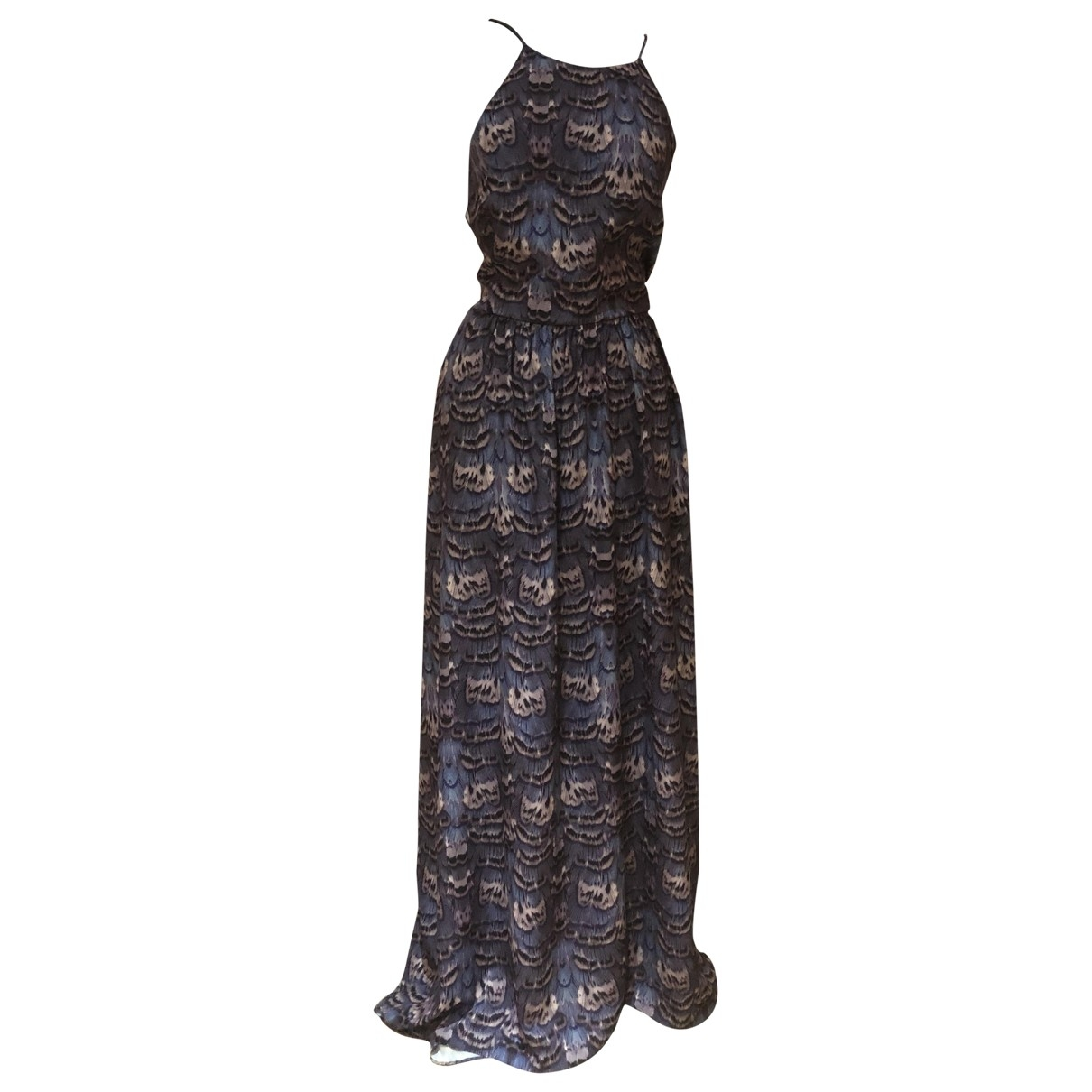 Tibi \N Kleid in  Lila Synthetik