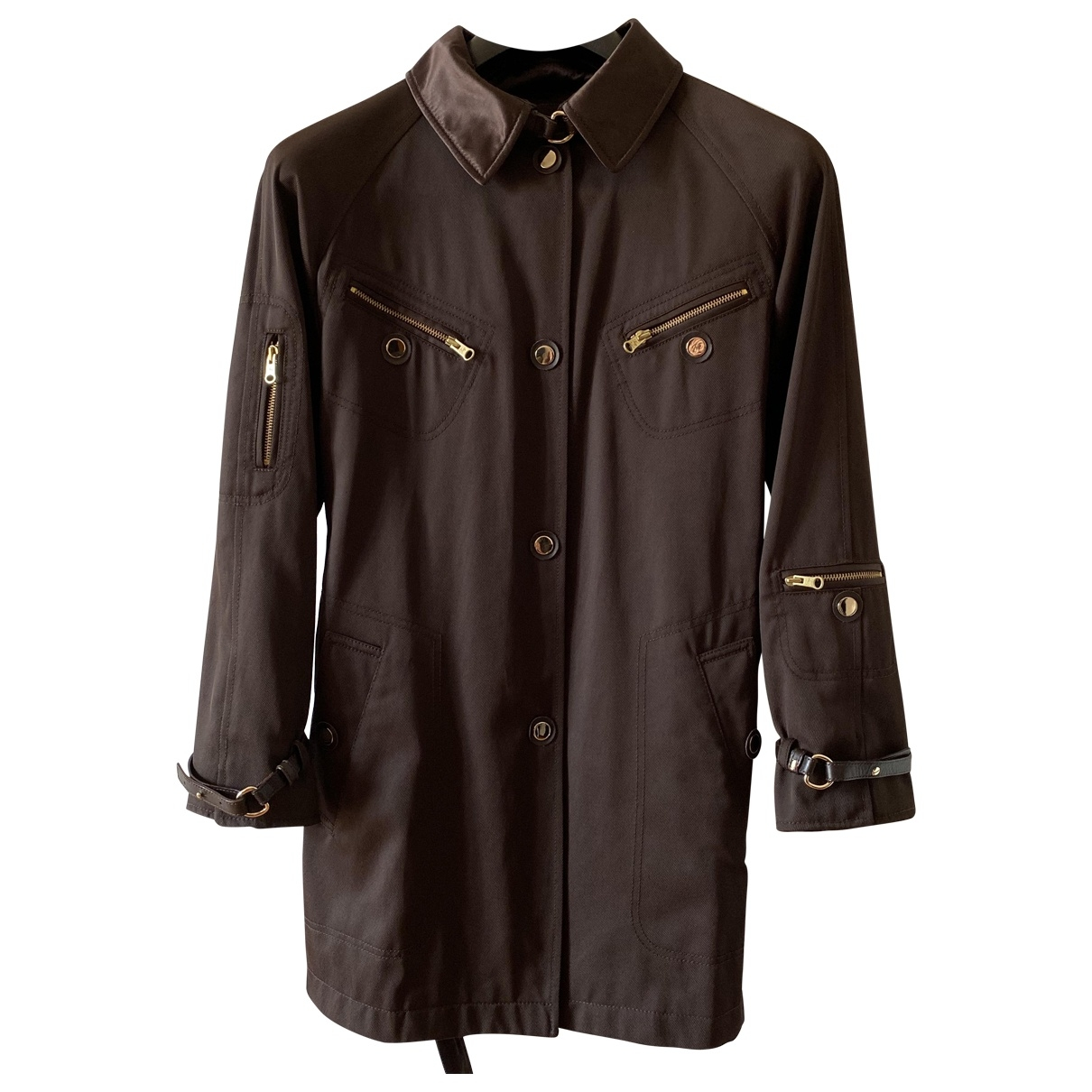Fay - Trench   pour femme - marron