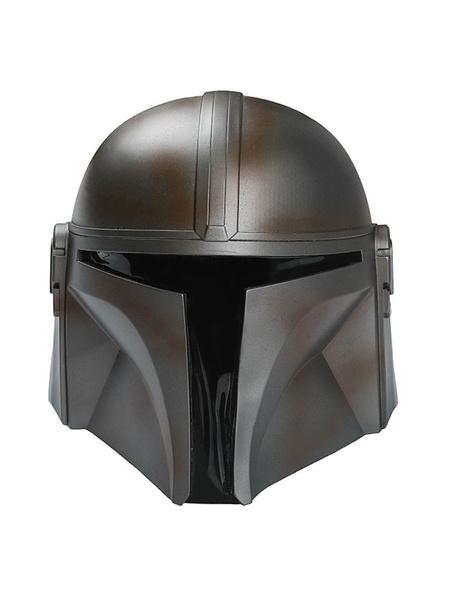 Milanoo Star Wars The Mandalorian Helmet Full Face Mask Cosplay Pros Halloween