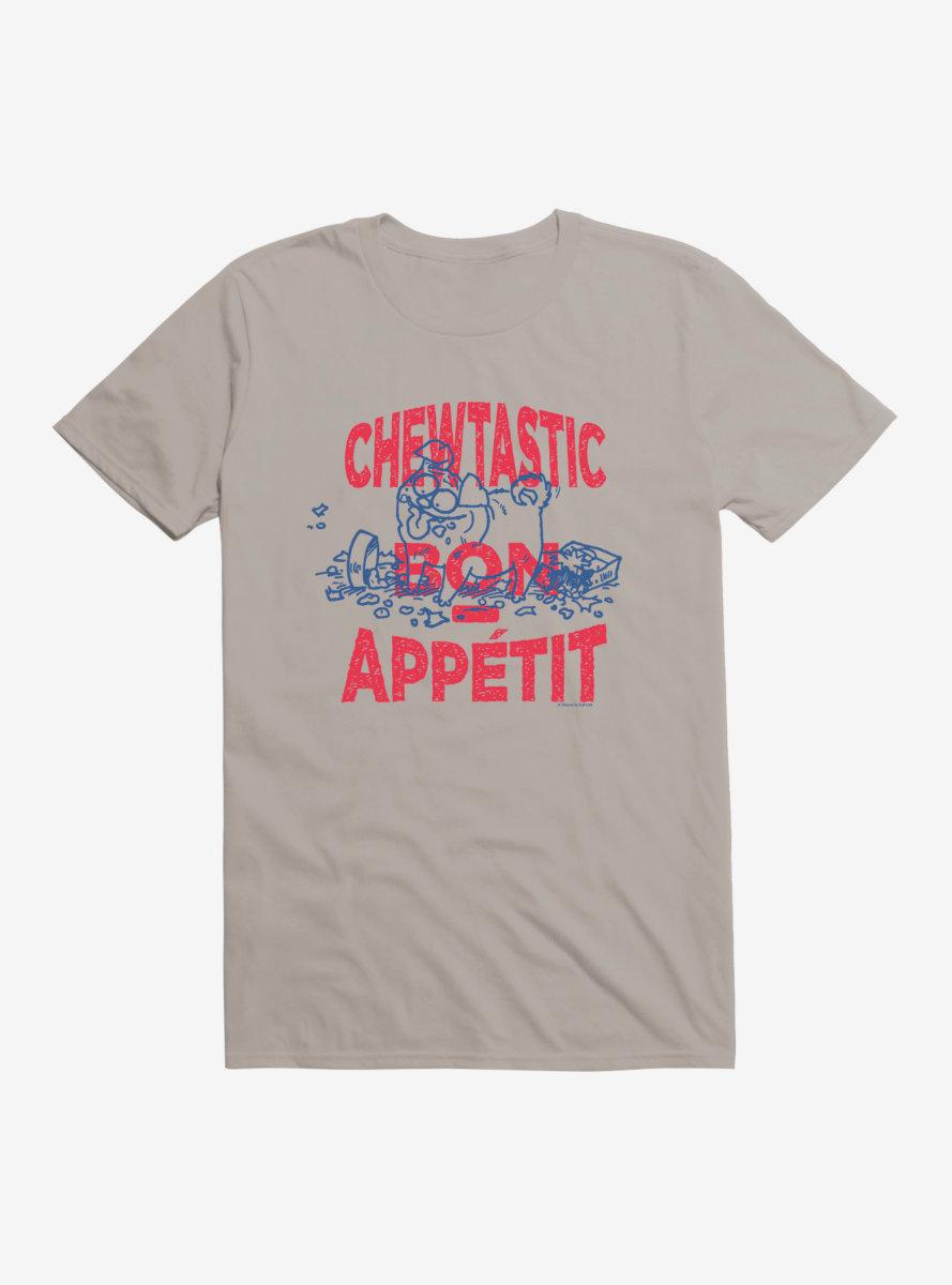 Simon's Cat Chewtastic Bon Appetit T-Shirt