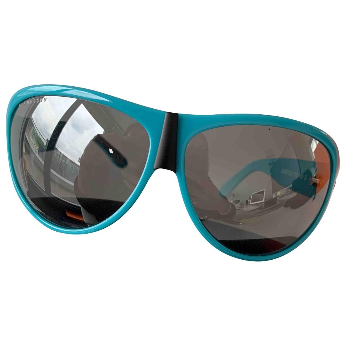 Michalsky \N Sonnenbrillen in  Blau Kunststoff