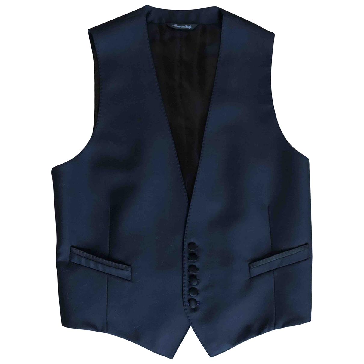 Paul Smith - Pulls.Gilets.Sweats   pour homme en laine - bleu