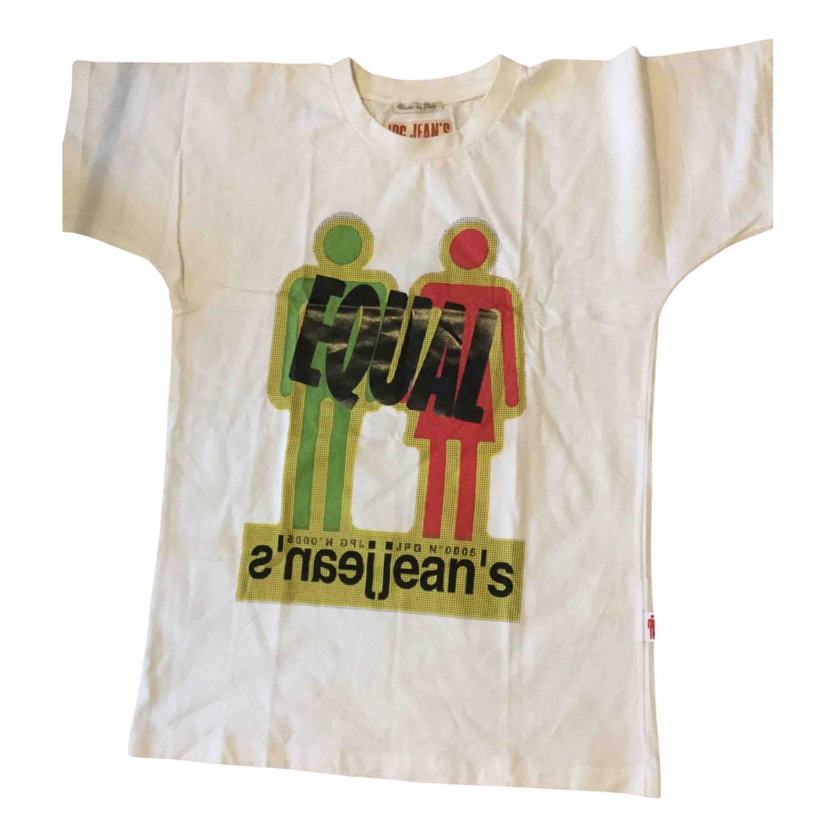Jean Paul Gaultier \N Top in Baumwolle