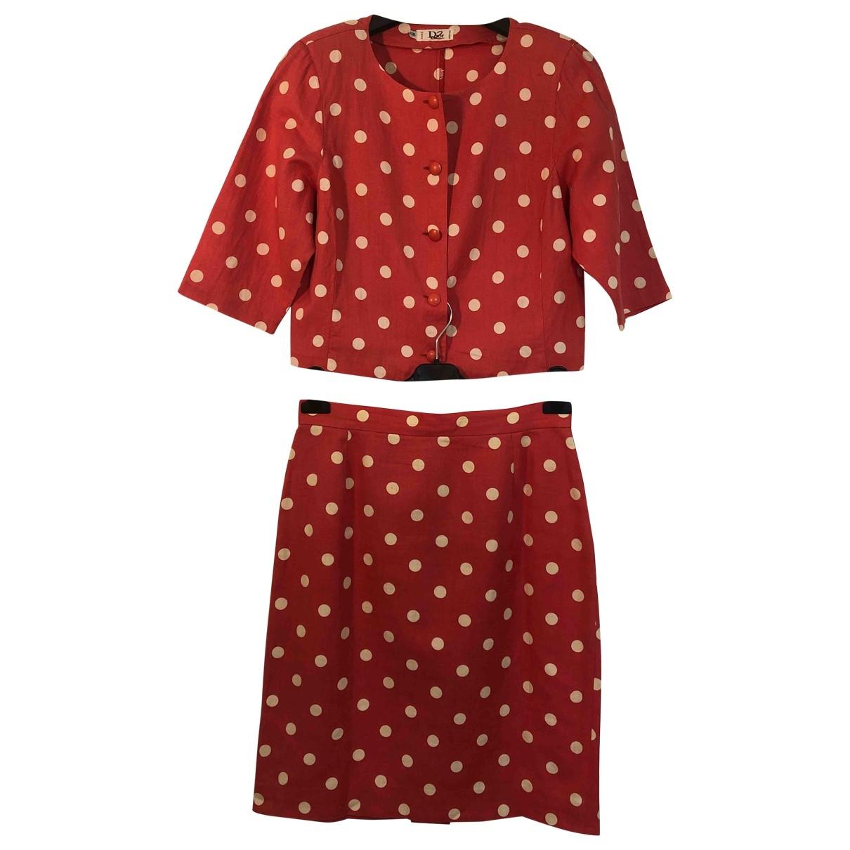Vestido midi de Lino Dior