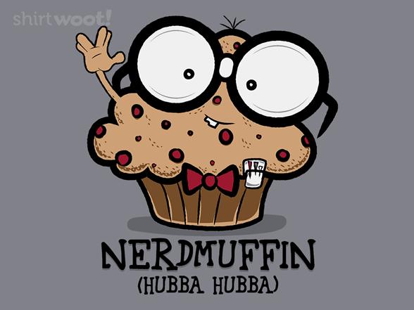 Nerdmuffin T Shirt