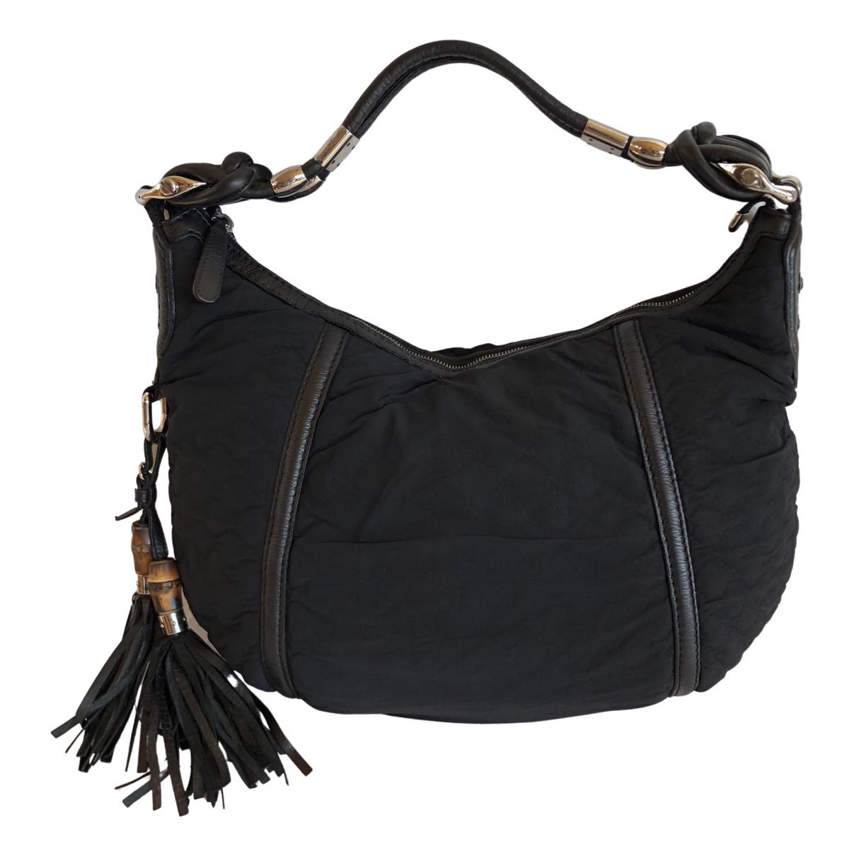 Gucci \N Black handbag for Women \N
