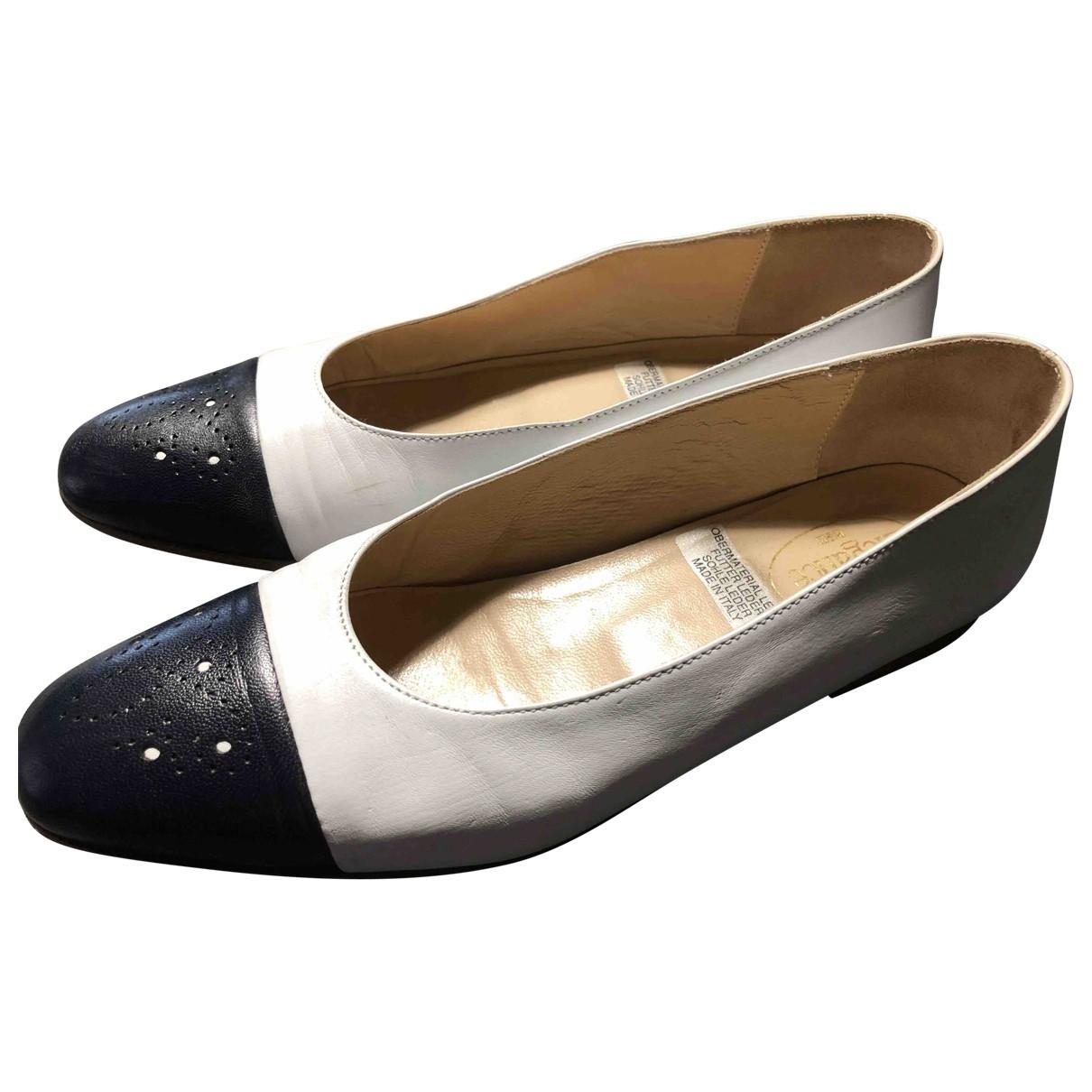 Elegance Paris \N Multicolour Leather Heels for Women 39 EU