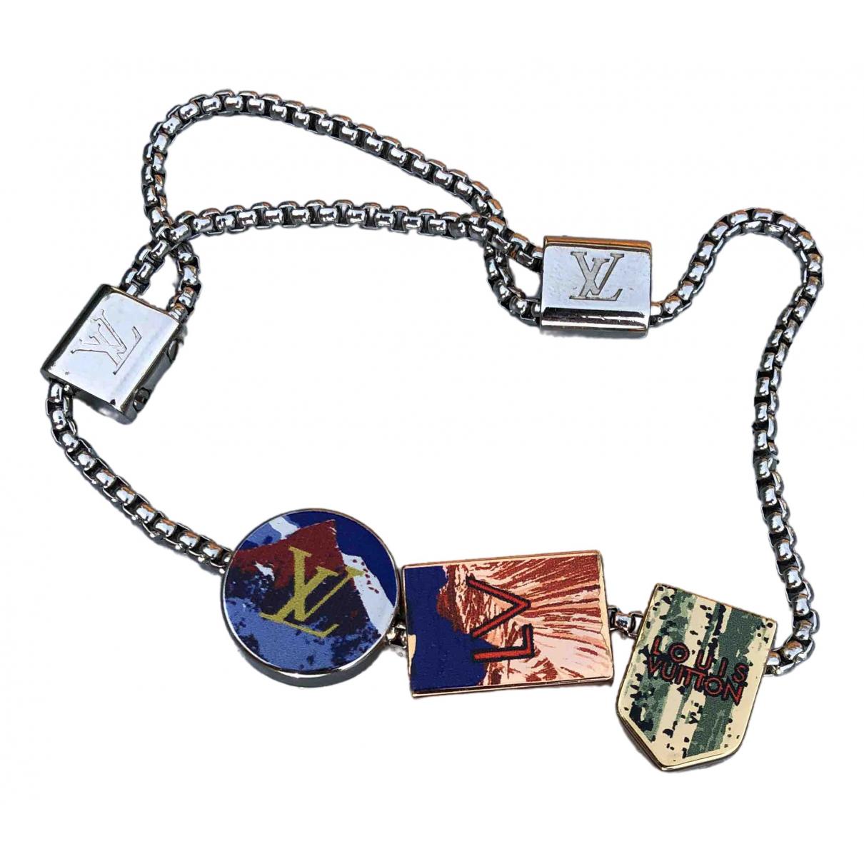 Louis Vuitton \N Metal Jewellery for Men \N