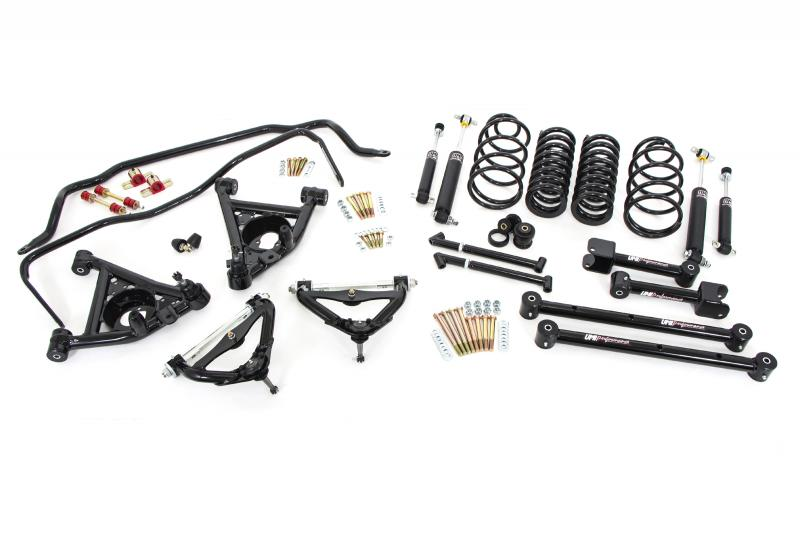 UMI Performance GBF002-2-B 1978-1988 GM G-Body Handling Package, 2