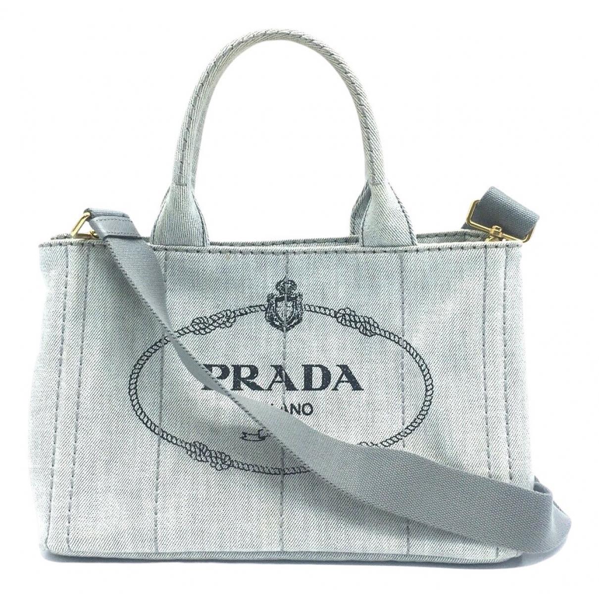 Prada - Sac a main   pour femme en cuir