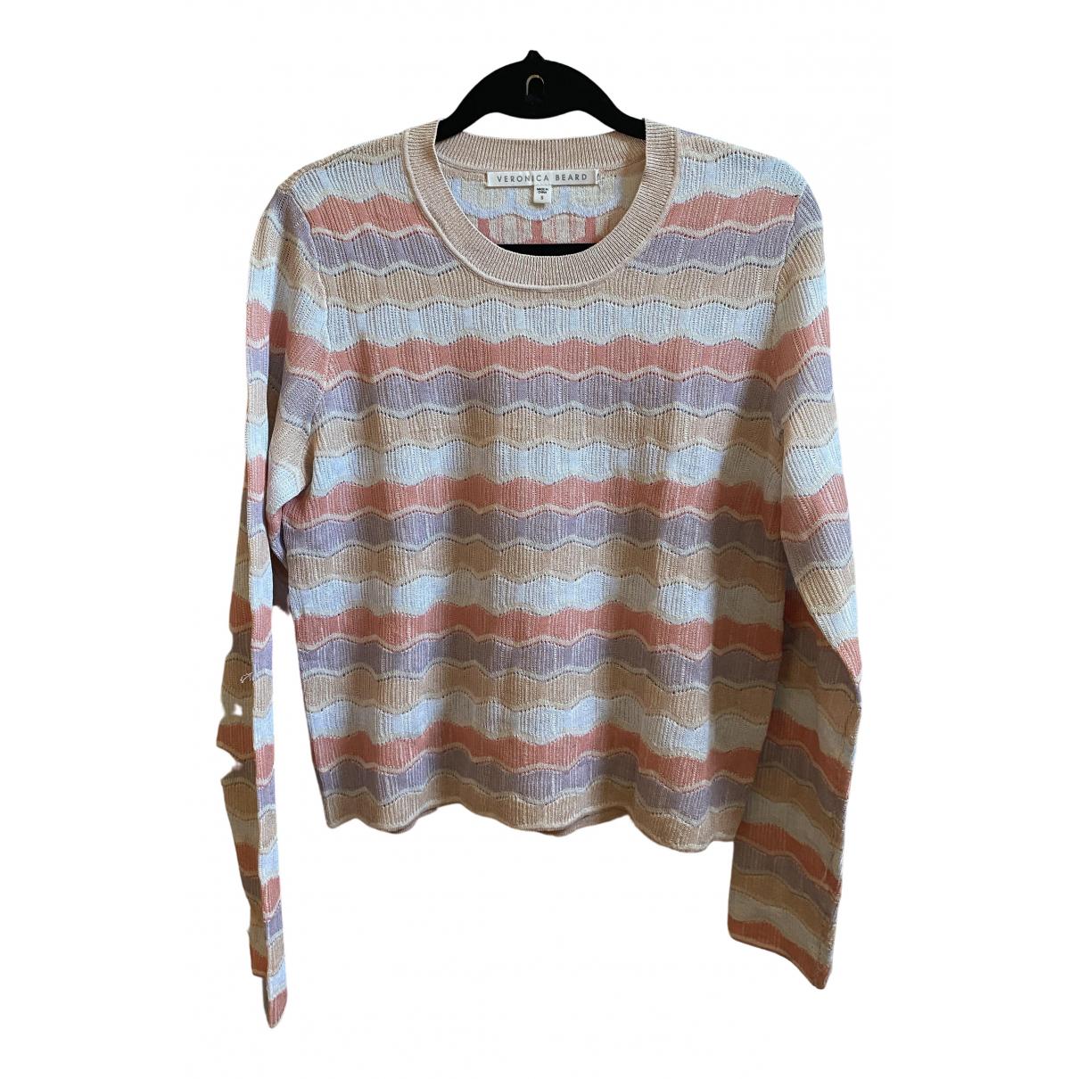 Veronica Beard \N Pink Cotton Knitwear for Women S International