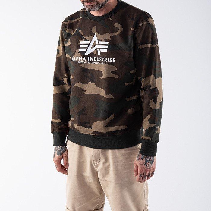 Alpha Industries Basic Sweater 178302C 408