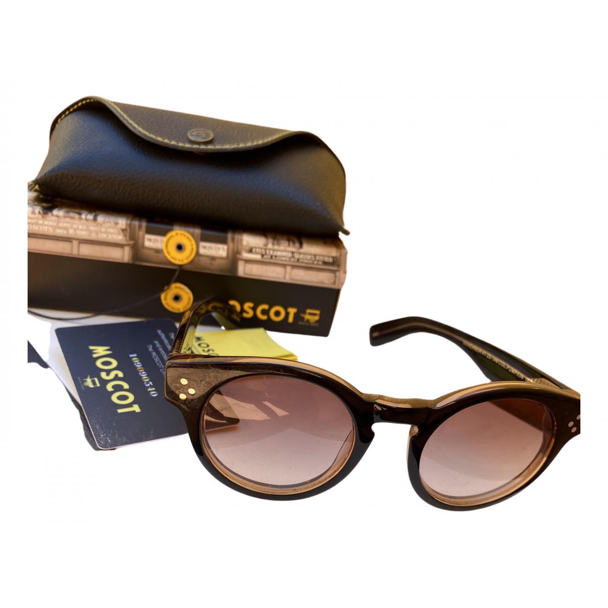 Moscot \N Black Sunglasses for Women \N