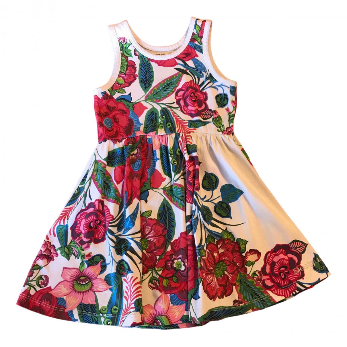 Desigual \N Kleid in Baumwolle