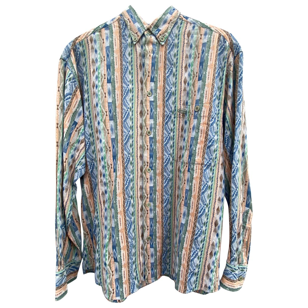 Missoni \N Hemden in  Bunt Baumwolle