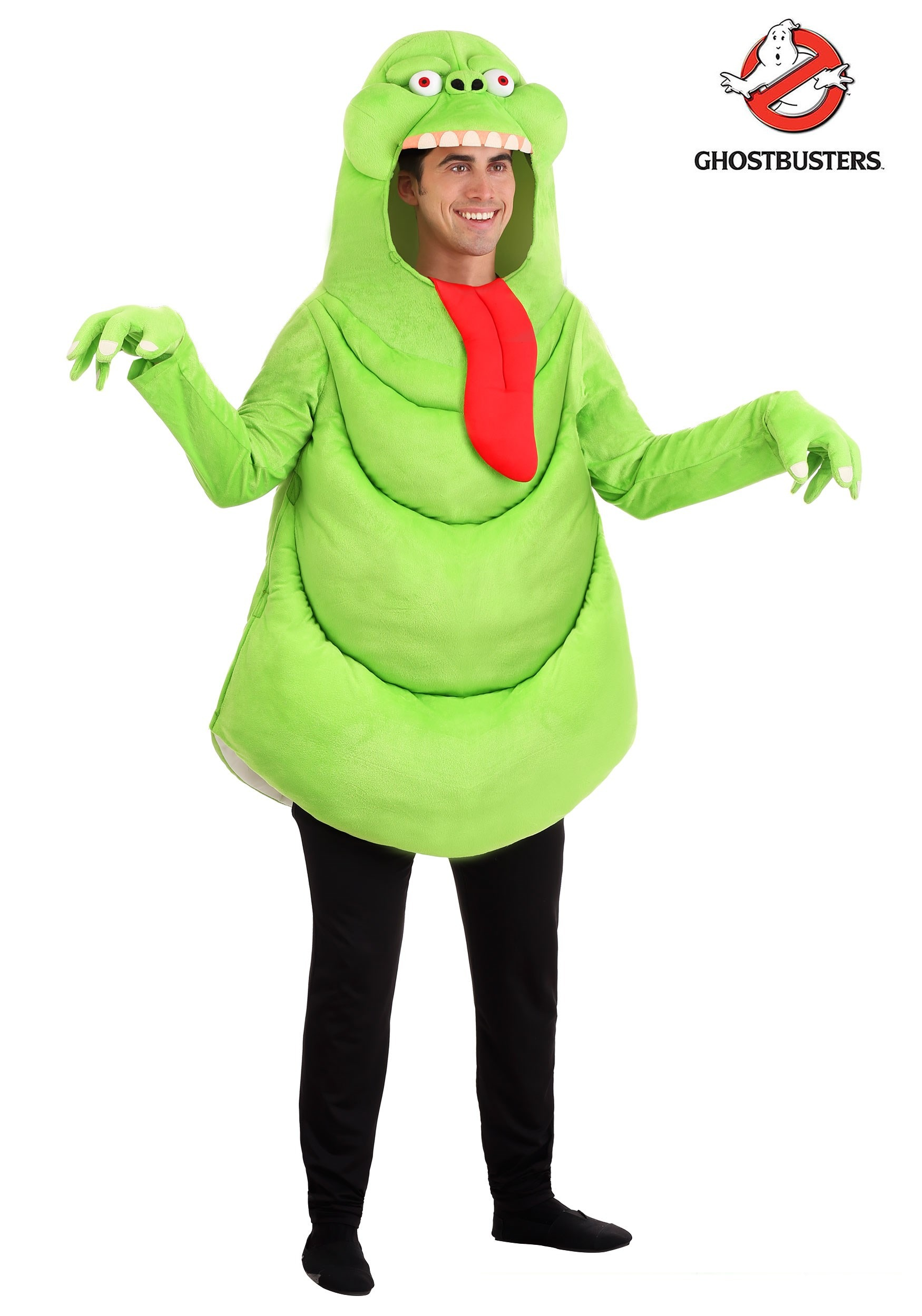 Adult Ghostbusters Slimer Costume