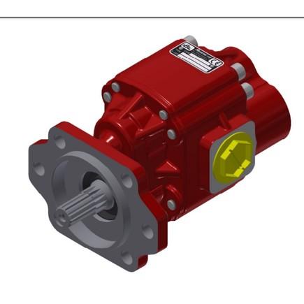 Bezares Usa BELD16S20 - Be Series 16 Gallon Iso / Di Hydraulic Gear...