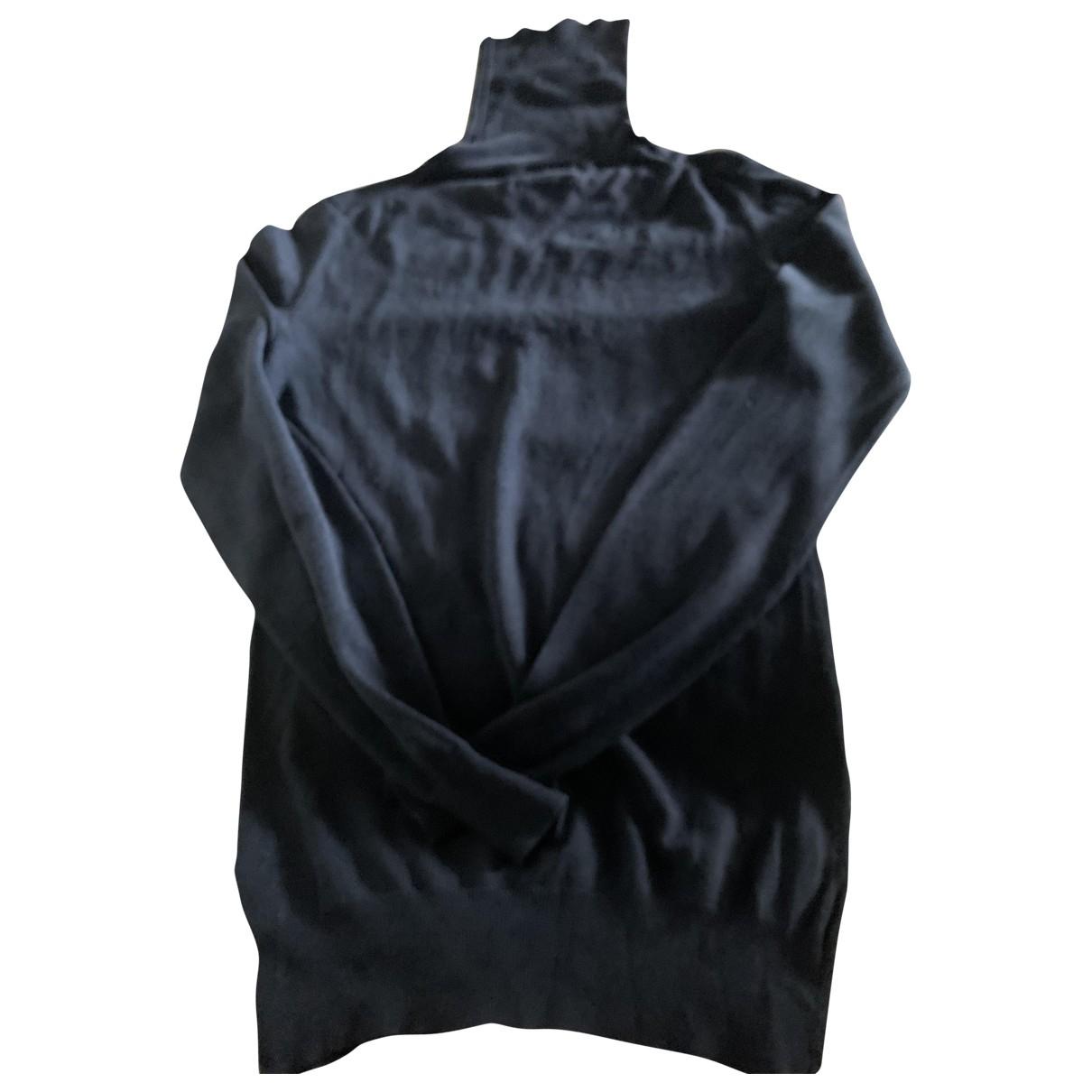 Massimo Dutti \N Blue Silk Knitwear for Women S International