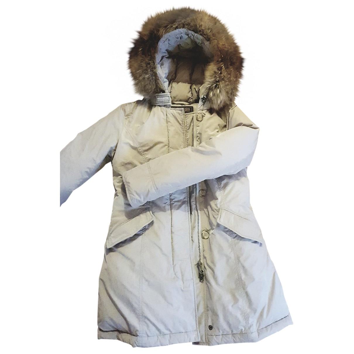 Woolrich \N Grey coat for Women 38 IT