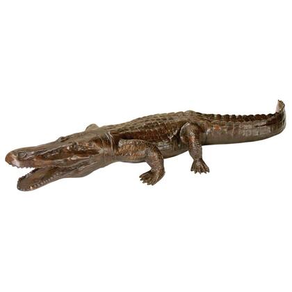 AS21592 Prowling Alligator Bronze
