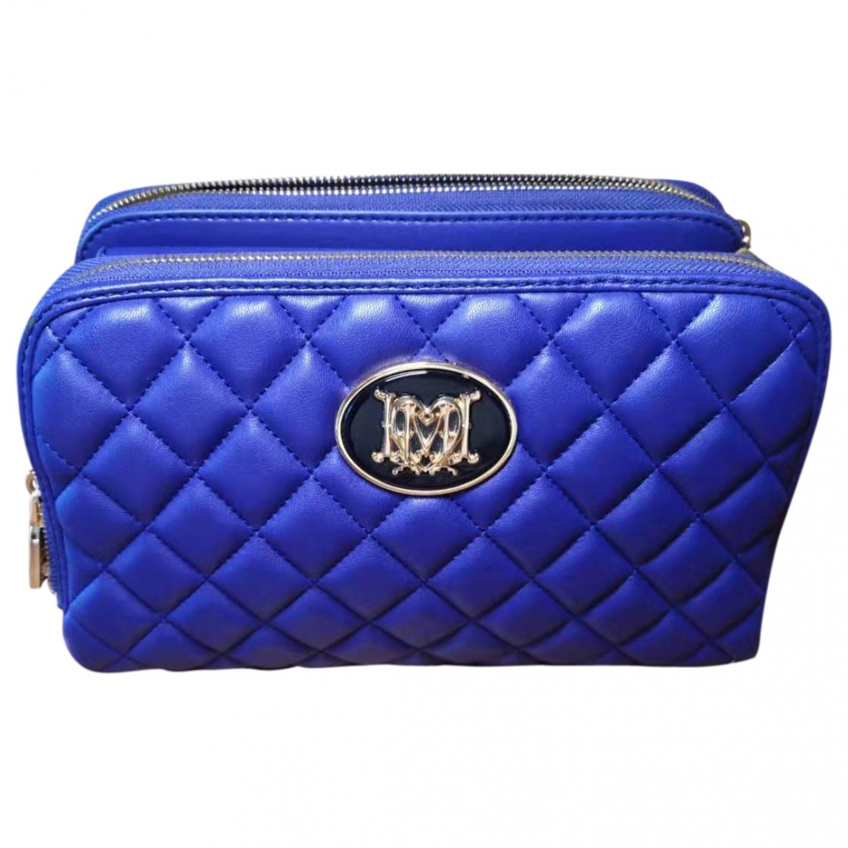 Moschino Love \N Purple handbag for Women \N