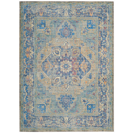 Safavieh Claremont Collection Justine Oriental Area Rug, One Size , Multiple Colors