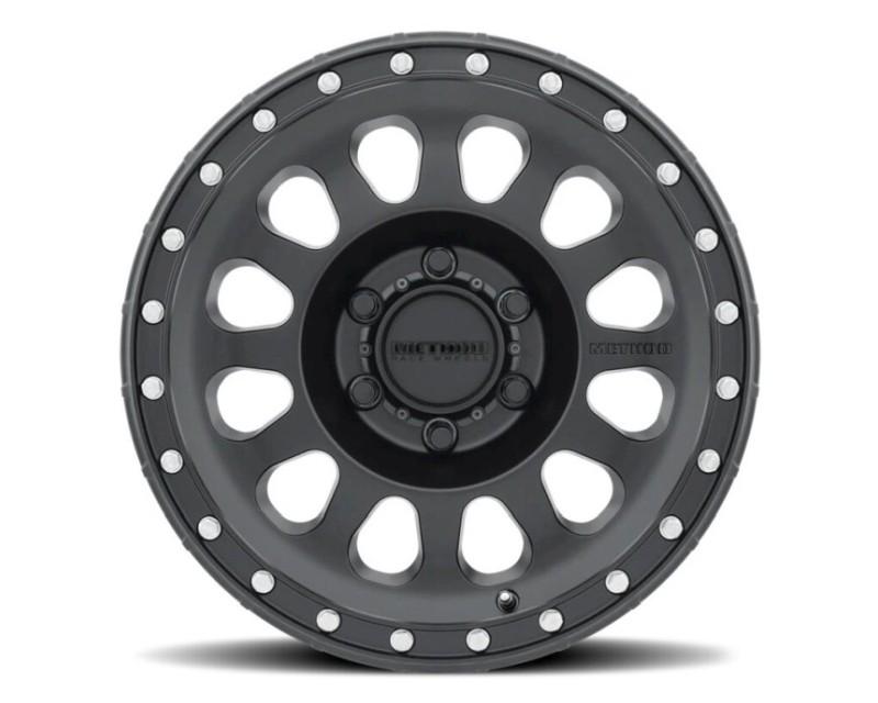 Method MR315 Wheel 18x9 8x170 18mm Matte Black