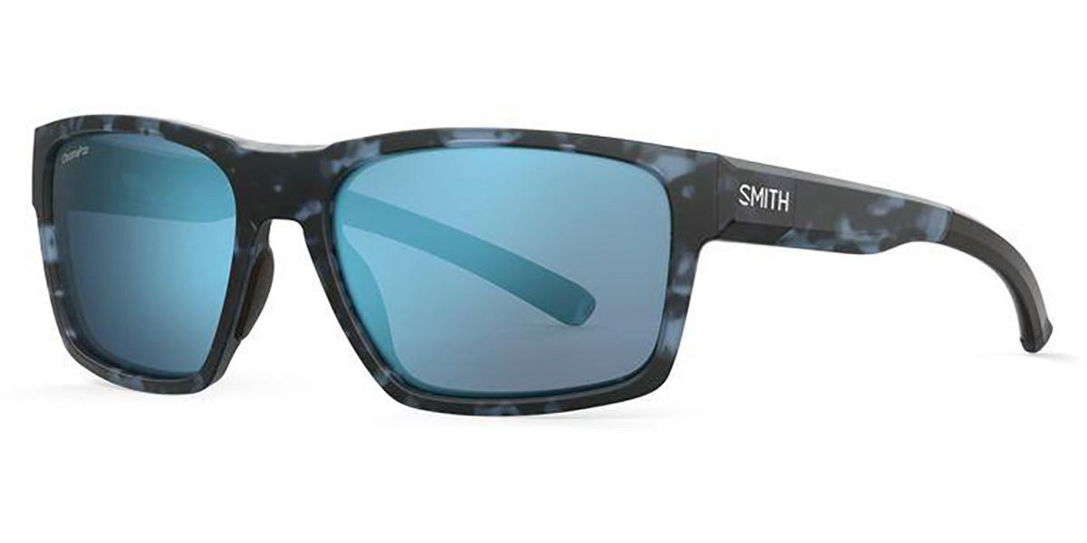 Smith CARAVAN MAG Polarized G8X/QG Mens Sunglasses Black Size 59