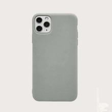 Solid Plain iPhone Case