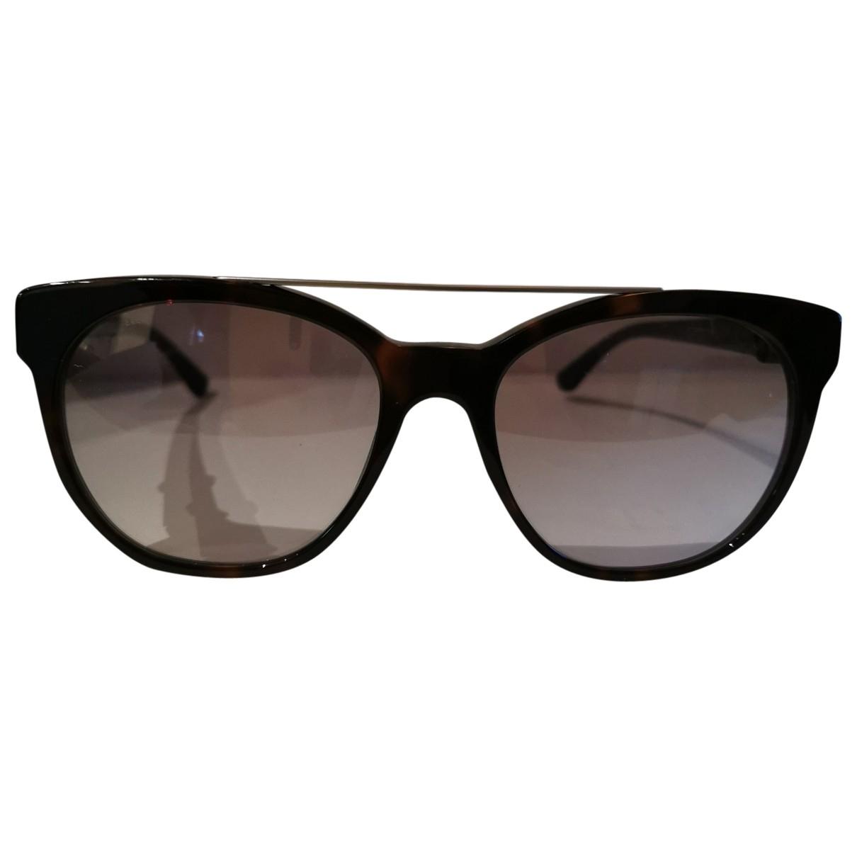 Giorgio Armani - Lunettes   pour homme - marron