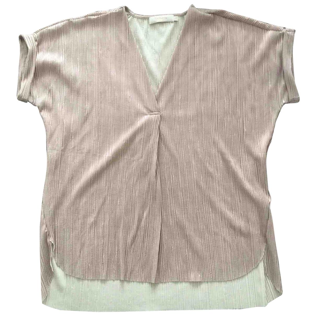 Rabens Saloner \N Pink  top for Women XS International