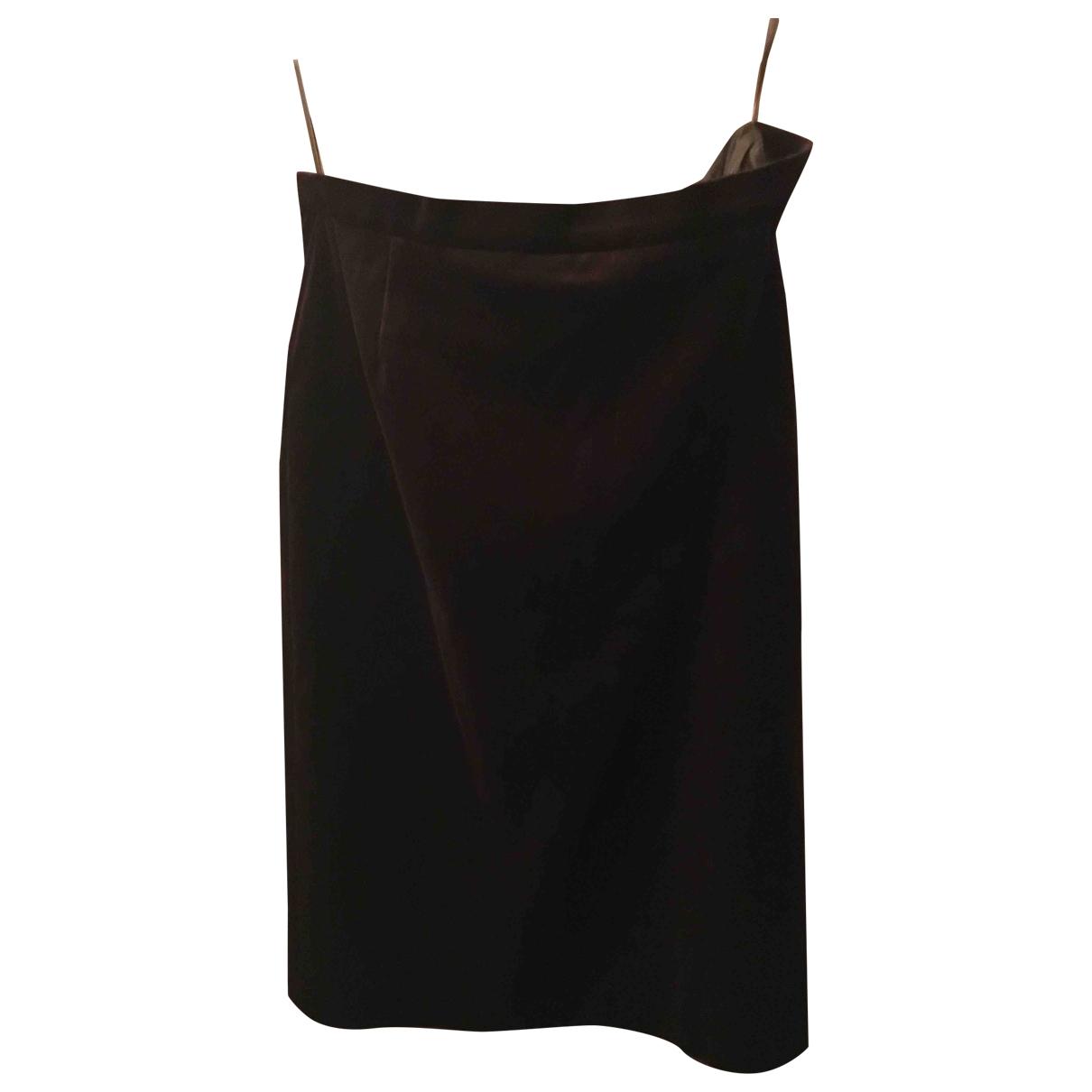 Escada - Jupe   pour femme en coton - marron