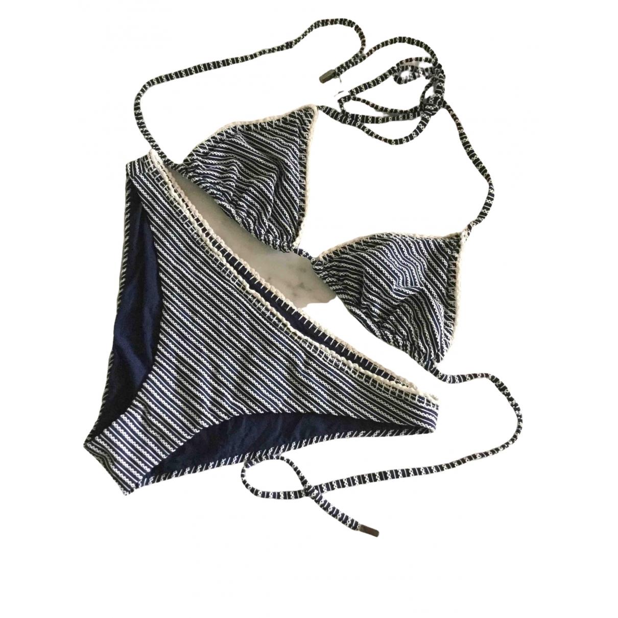 Vilebrequin \N Badeanzug in  Blau Polyester