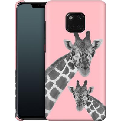 Huawei Mate 20 Pro Smartphone Huelle - Giraffe Pride 2 von Mukta Lata Barua