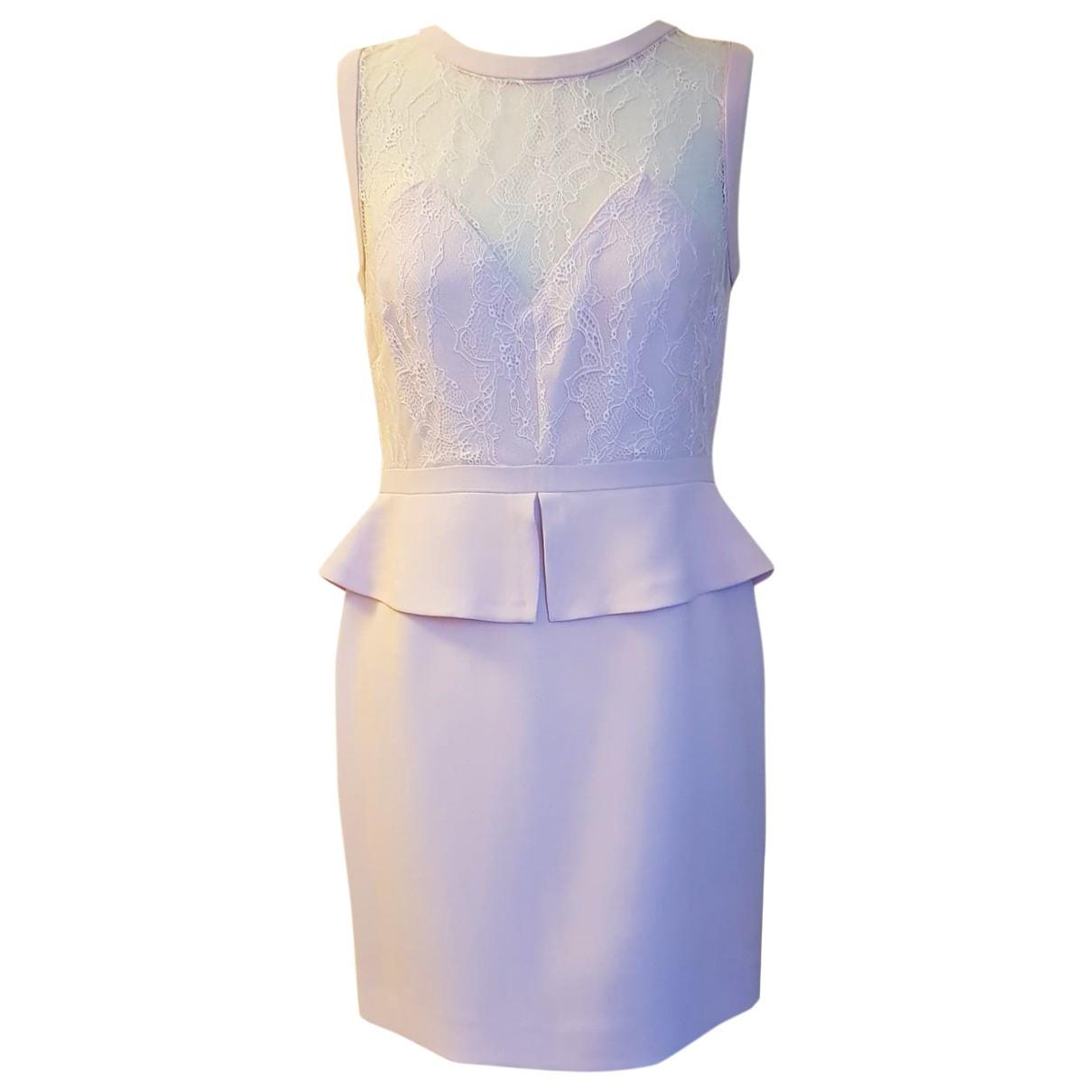 Sandro \N Pink dress for Women 2 0-5