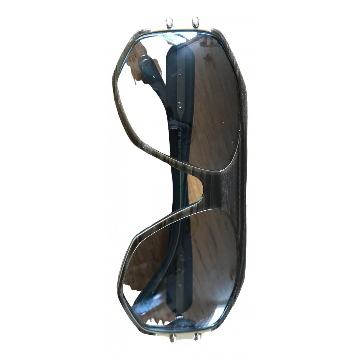 Celine \N Green Sunglasses for Women \N