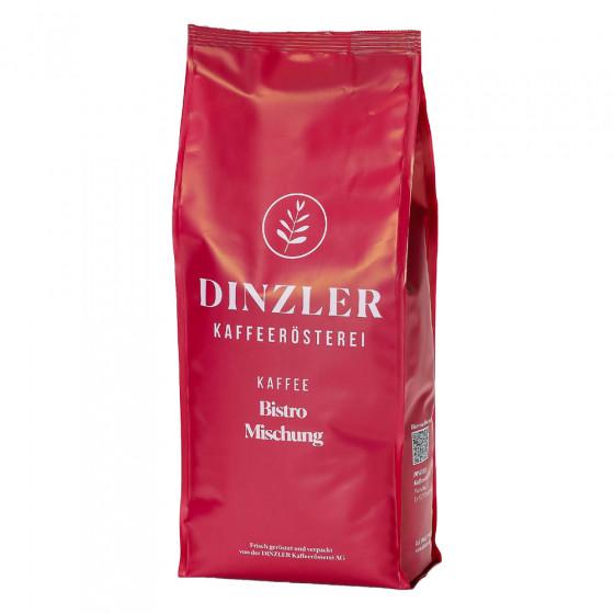 """Kaffeebohnen Dinzler Kaffeerosterei """"Kaffee Bistro Mischung"""", 1 kg"""
